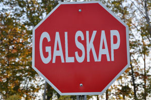 Galskap